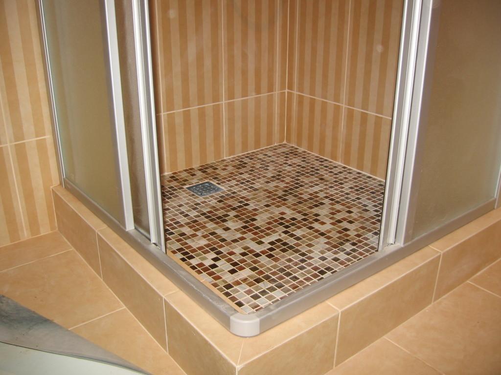Как сделать душ без поддона в квартире