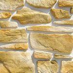 Плитка фасадная «Рваный камень»: по-старинному модная кладка