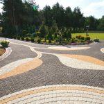 Отсев для тротуарной плитки – его особенности и применение