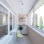 Укладка плитки на балконе своими руками: основные особенности технологии