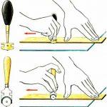Как обрезать плитку: варианты обрезки в домашних условиях